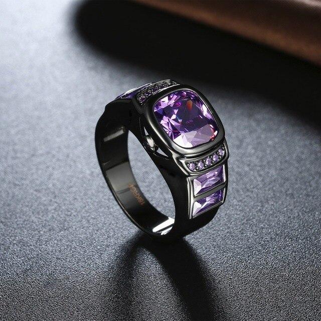 Рекомендуемые высококачественные 2 цвета синие стеклянные кольца