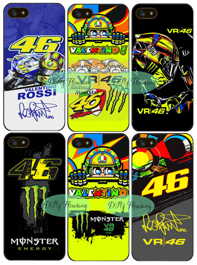 coque vr46 iphone 7
