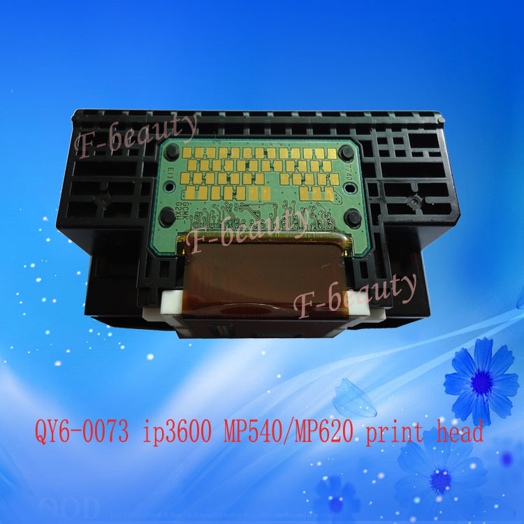 Original Printhead QY6-0073 Print head Compatible For Canon ip3600 ip3680 MP620 MP558 MP568 MX868 MX878 MG5180 Printer Head original refurbished print head qy6 0039 printhead compatible for canon s900 s9000 i9100 bjf9000 f900 f930 printer head