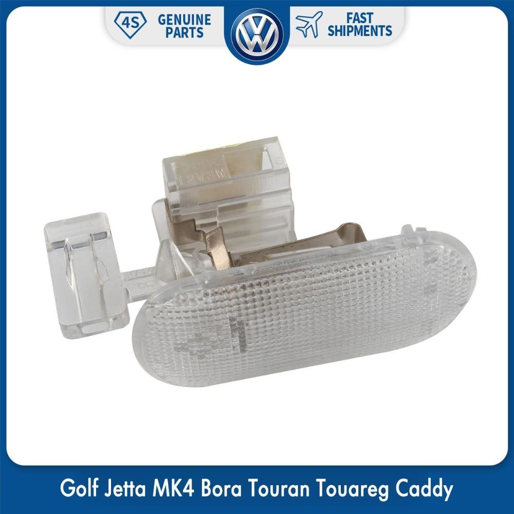 OEM Glove Box Storage Compartment Light Lamp for Volkswagen VW Golf Jetta MK4 Bora Touran Touareg Caddy 1J0 947 301 1J0947301 oem glove box storage compartment light lamp for vw golf jetta mk4 bora 1j0 947 301 1j0947301