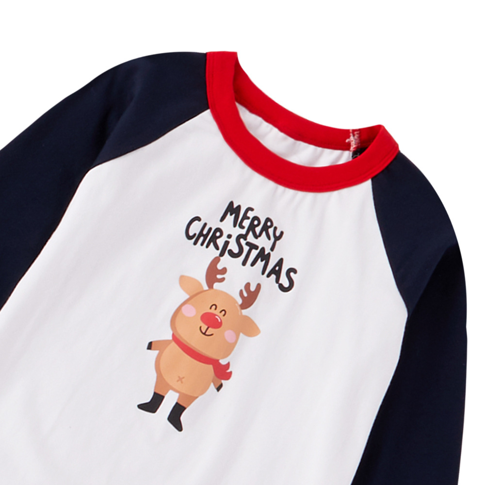 dc460834ed Family Pajamas Christmas Santa Elf Matching Outfits Family Look Father  Mother Children s Pajamas Clothes Kids Christmas Clothing-in Matching  Family Outfits ...
