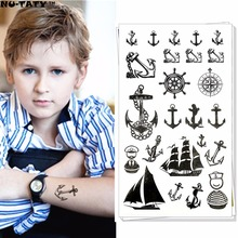 Nu-TATY Boy & Man & Woman Style Temporary Tattoo Body Art Flash Tattoo Stickers 19x9cm Waterproof Fake Tatoo Styling Sticker