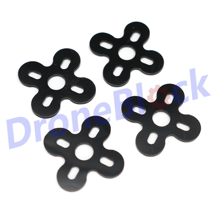 Toys & Hobbies Hot Sale 4 Pcs Silica Gel Rc Drone Motor Vibration Dampers Anti-vibration Pad For 2204 2205 2207 Series Motor Rc Multicopter Parts & Accessories