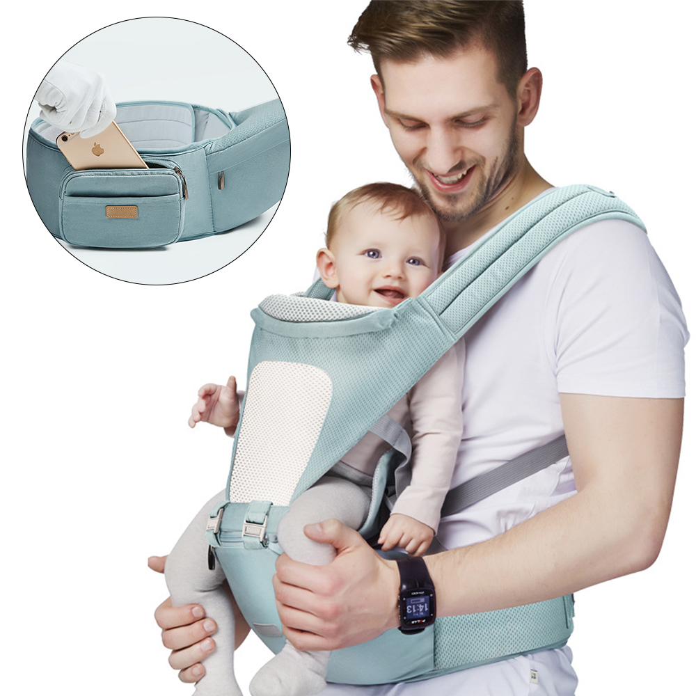 Baby Carrier Multifunctional Front Facing Baby Carrier Infant Bebe High Quality Sling Backpack Pouch Wrap Kangaroo