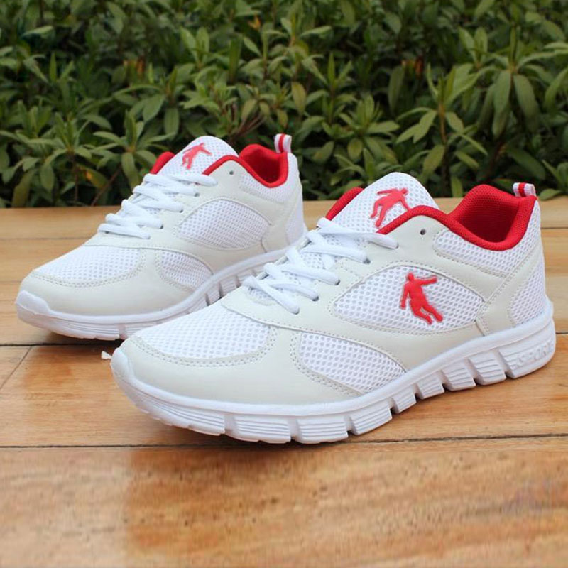 Big size Men Casual shoes Fashion Walking Lightweight Lovers Female Male Footwear Comfortable Mesh Breathable Hot Sales