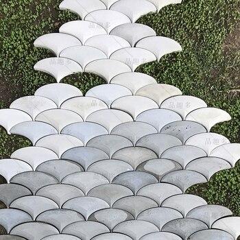 Ventilador En Forma De Cemento Pared De Hormigon Ladrillo Silicona - Ladrillo-de-hormigon
