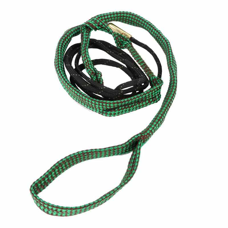 Caccia Accessori 5.56 millimetri di Calibro Bore Snake 12 Calibro Canna del Fucile Cleaner Kit Corda Pistola Accessori