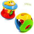 2pcs/set Baby Toys Fun Little Loud Jingle Ball Ring Jingle Develop Baby Intelligence Training Grasping Ability Educational Toys