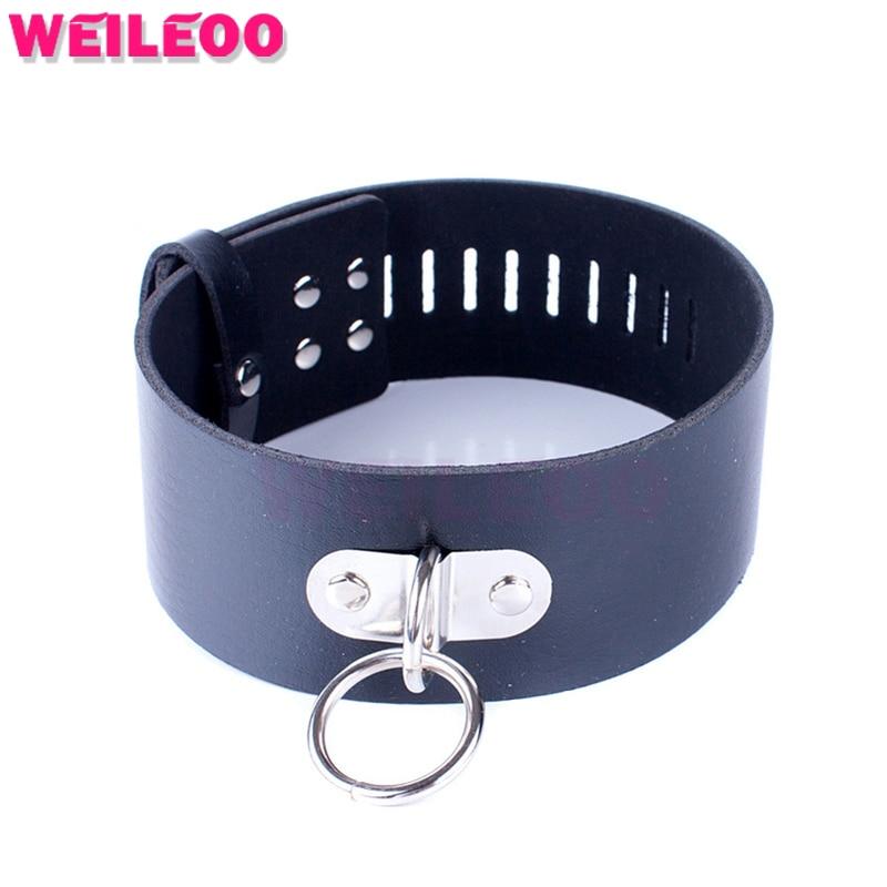 bracelet cuir bdsm