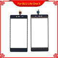 Black Touch Screen Digitizer 5.2 Inch For BLU Life One X Touchscreen Cell Phone Touch Panel  Free Tools