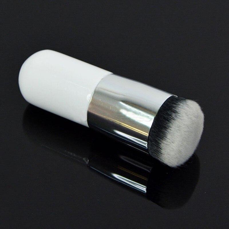 Новые Pro пухлые Pier Фонд кисть скучно портативный BB крем кисти для макияжа Профессиональные Красота Инструменты Y4 WD2