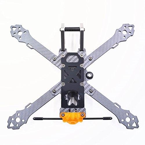 GEPRC GEP-KHX4/KHX5/KHX6 Híbrido-X Elegante Tipo X Kit Quadro w/PDB 5 v & 12 v Para Modelos RC Quadcopter DIY