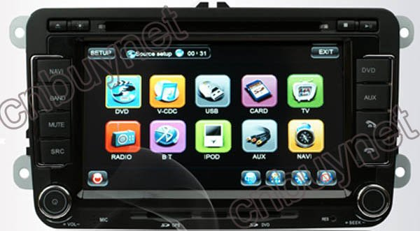 2006 2011 vw passat b6 multimedia navi gps dvd system. Black Bedroom Furniture Sets. Home Design Ideas