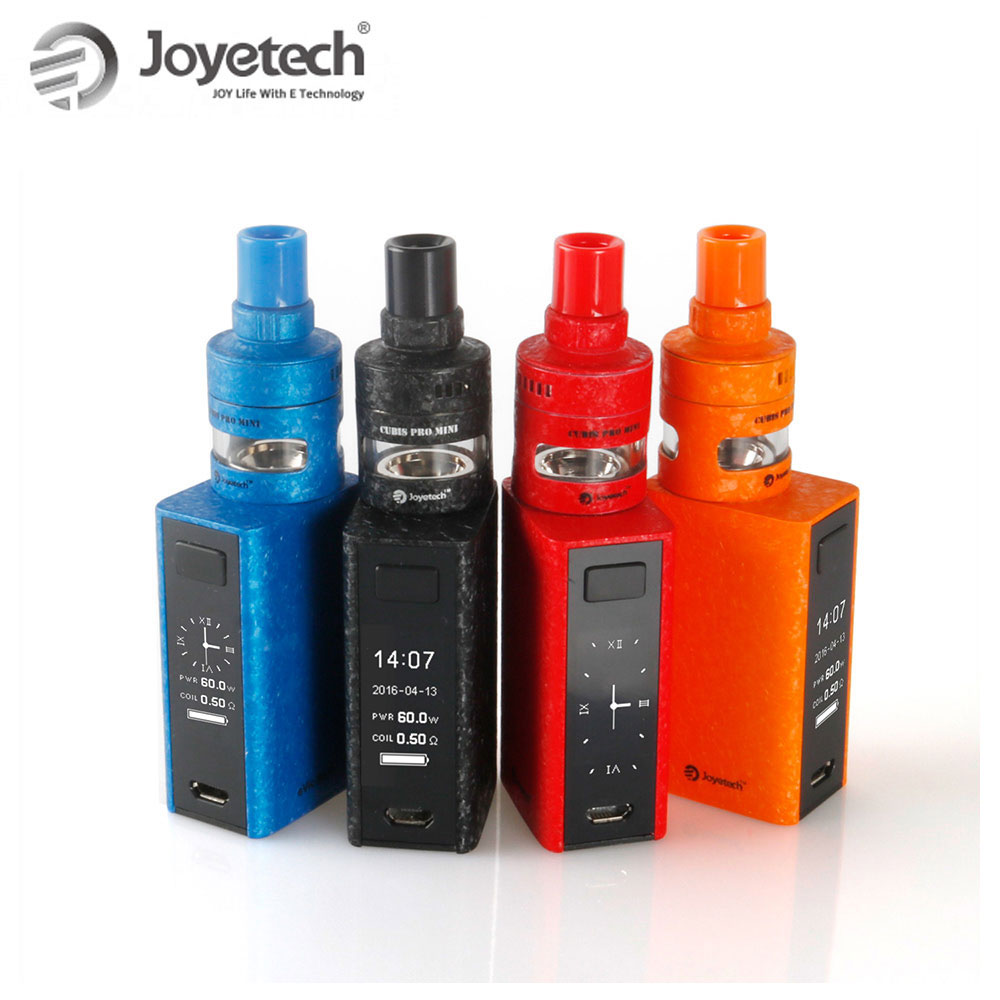 Original Joyetech eVic Basic 60W with CUBIS Pro Mini (wrinkle type) 1500mAh Build-in- battery Electronic Cigarette