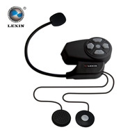2015 Newest Version 800M Motorcycle Bluetooth Helmet Intercom BT Wireless Waterproof Interphone Headsets MP3 Freeshipping