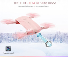 JJRC H37 selfie drone Mini Foldable with 720P HD camera WiFi FPV G-sensor