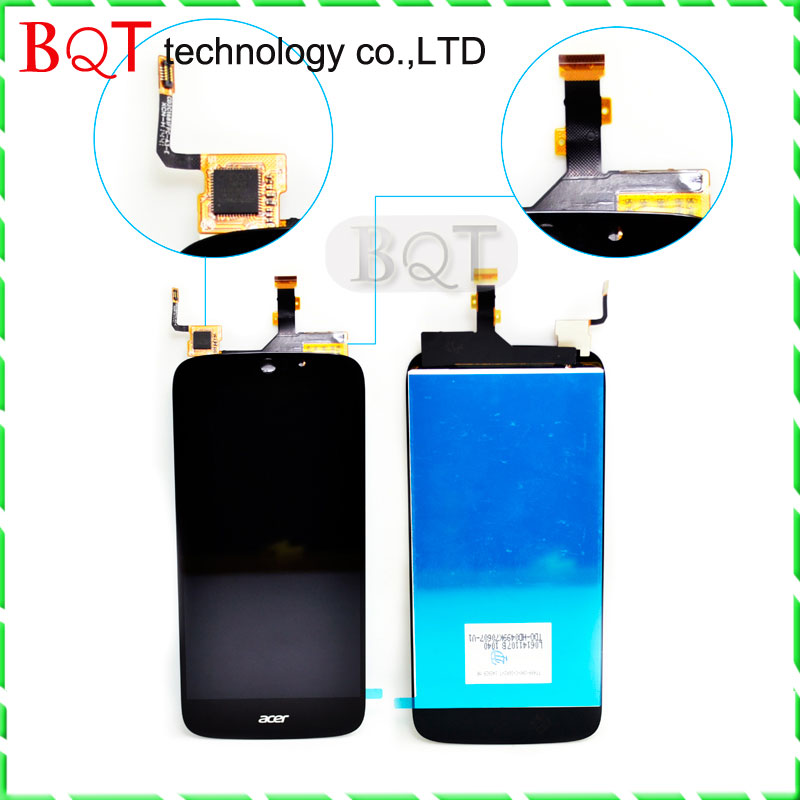 BQT Store S65 LCD For Acer Liquid Jade S S56 LCD Display With Touch Screen Digitizer Assembly Guarantee Quality
