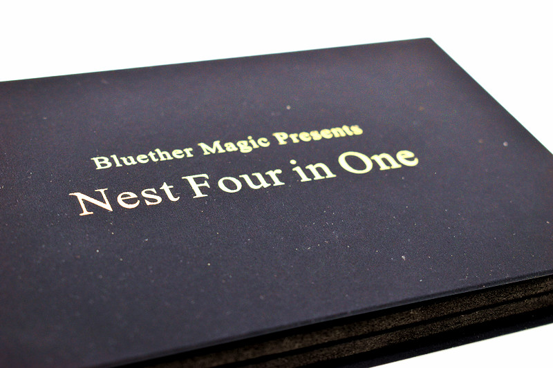 Four Multiple Shell Morgan Dollar,Nest Four In One, Magic Tricks Magic Props Mentalism Magic Close Up Street Magia Toy,Gimmicks