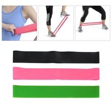 3Pcs Sports Exercise Resistance Loop Bands Set Pull Up Band Rubber Elastic Booty For Strength Training Fitness
