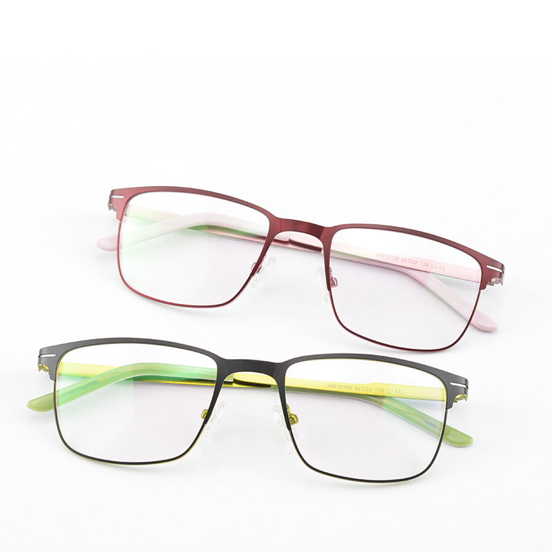 Kirka New Arrival Metal frame Spectacle Frame Eyeglasses Men ...