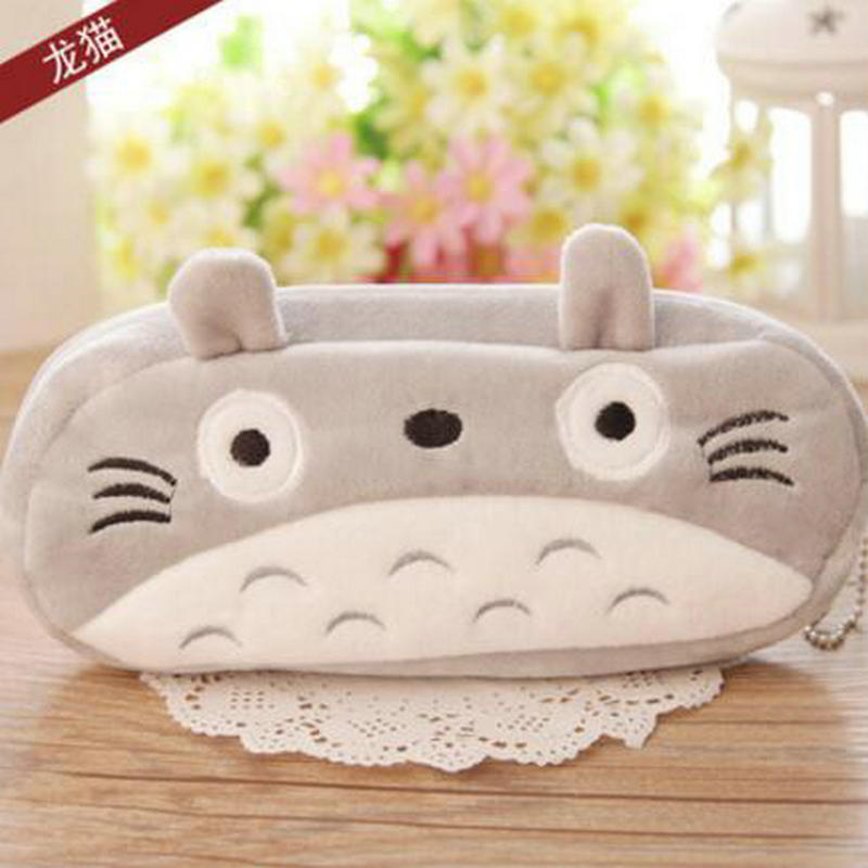 6PCS My Neighbour Totoro Plush Gift BAG Pouch Case Packs ; Pendant Cosmetic & Beauty Pouch Bag Case Coin Purse Wallet BAG zero s neighbour