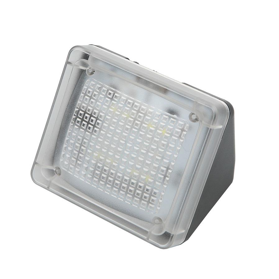 1 x LED Fake Anti Thief TV Simulator Burglar Deterrent Dummy TV Built-in light Sensor & Timmer for Home Security Device