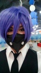 Image 3 - Takerlama Tokyo Ghoul Kirishima Ayato Masker Cosplay Anime Eva Prop Halloween Cosplay Maskers