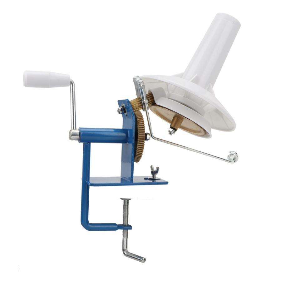 Sewing Supplies Sewing Accessories Household Metal Handle Yarn Wool Winder Hand-shake Table Winding Machine Sewing Tools
