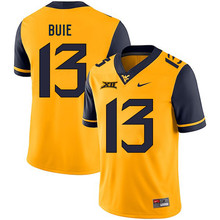 094c43bd2fb NCAA Mens West Virginia Mountaineers Chris Chugunov 5 Andrew Buie 13  jerseyes Tops. US $31.65 / piece Free Shipping