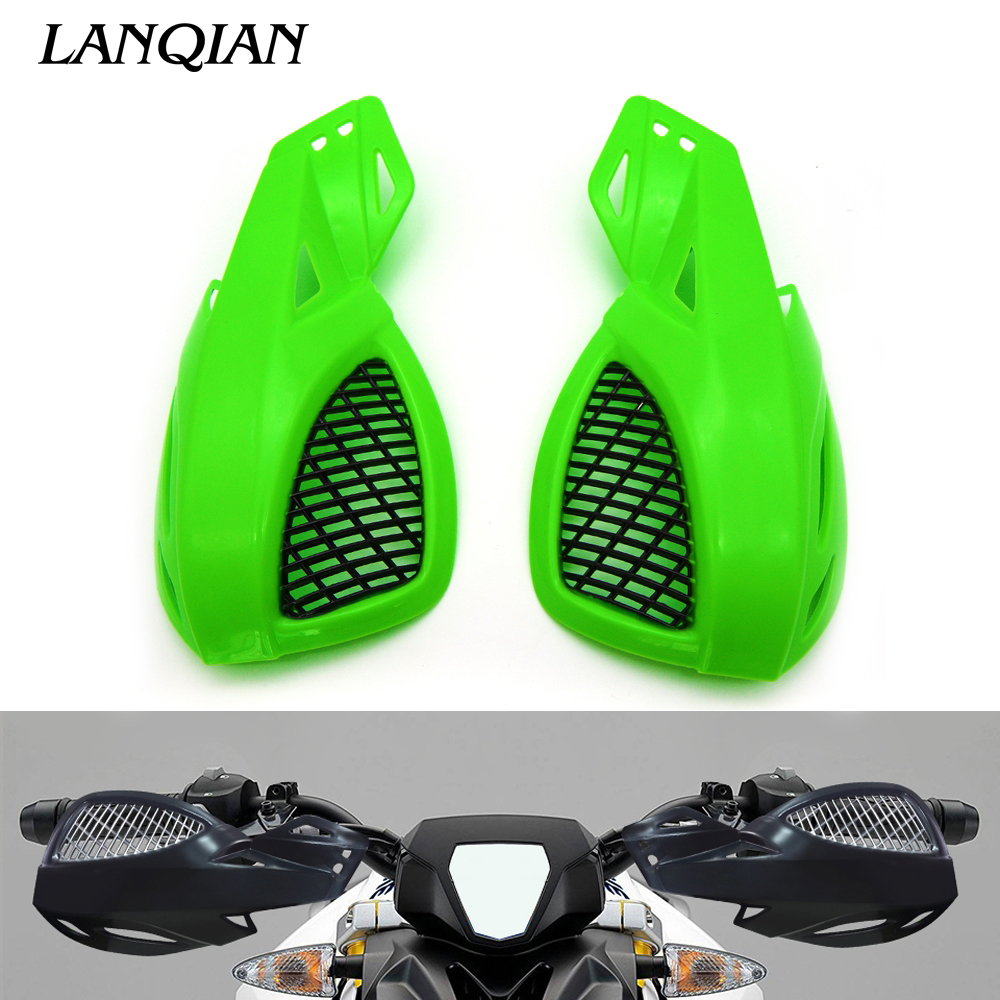 Universal Motorcycle Accessories wind shield handle Brake lever hand guard For Kawasaki ZG1000 CONCOURS ZR10R ZR6R ZR750 ZEPHYR