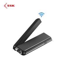 SSK Wireless HDMI Dongle Miracast 2.4/5G 1080P WiFi Media Display Wifi Wireless Display Adattatore TV Stick miracast Airplay DLNA