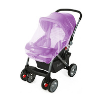 Baby Stroller Pushchair Insect Shield Safe Mosquito Net Summer Baby Stroller Pram Mosquito Net Stroller Curtain Pram Accessory