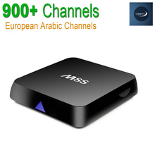 M8S Amlogic S812 Android 4.4 Smart TV Box with Qhdtv Iptv Account Arabic Sport Canal Quad Core 2GB RAM 8GB ROM IPTV Set Top Box