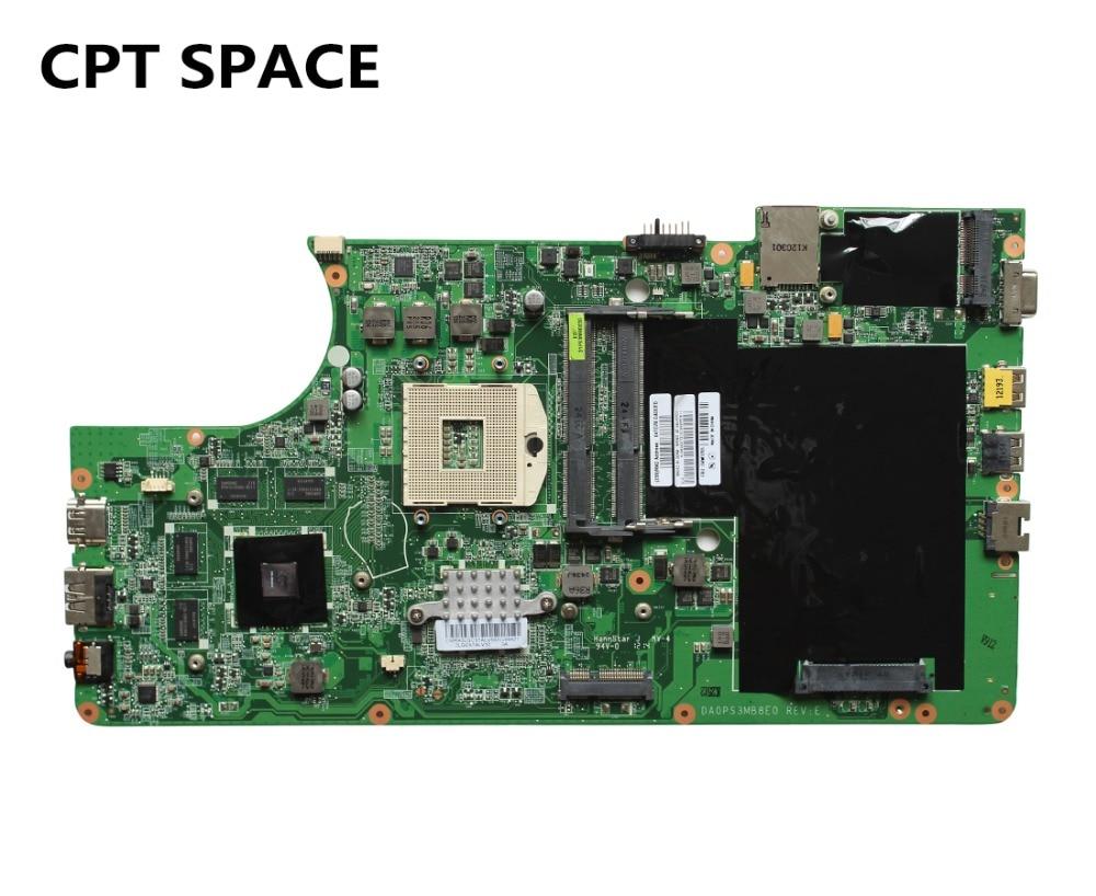 YTAI 04W1765 for Lenovo E320 E325 laptop motherboard HM65 PGA989 DA0PS3MB8E0 REV:E mainboard free shipping new free shipping us keyboard for ibm lenovo e420 e420s e425 e320 e325 s420