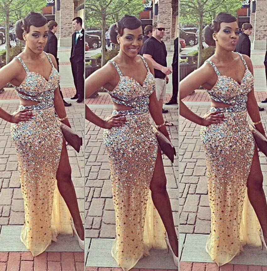 Pleasant Popular Sparkly Open Back Prom Dresses Buy Cheap Sparkly Open Back Short Hairstyles Gunalazisus