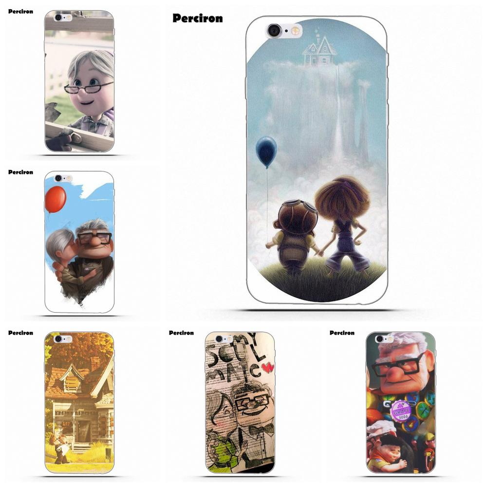 Disney Up Carl and Ellie 2 iphone case