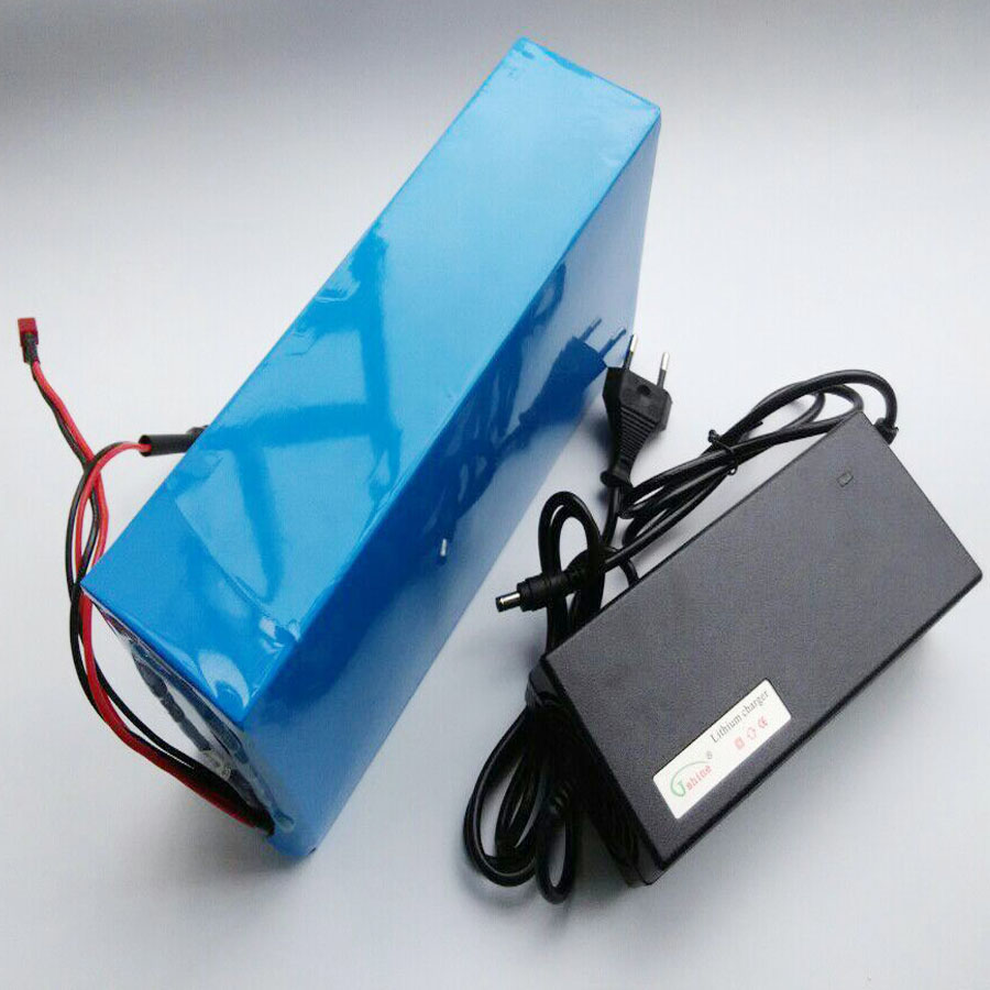 On sale 36V 30AH Portable Lithium Battery with 30A BMS Charger E font b bike b