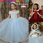 Blue Red Princess Gi...