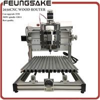Cnc 2030 Diy Cnc Engraving Machine 3axis Pcb Pvc Milling Machine Copper Metal Wood Carving Machine
