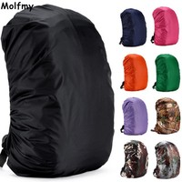 35L 80L Waterproof Backpack Rain Cover Bags Outdoor Climbing Hiking Travel Tools Accessories Anti Theft Dust