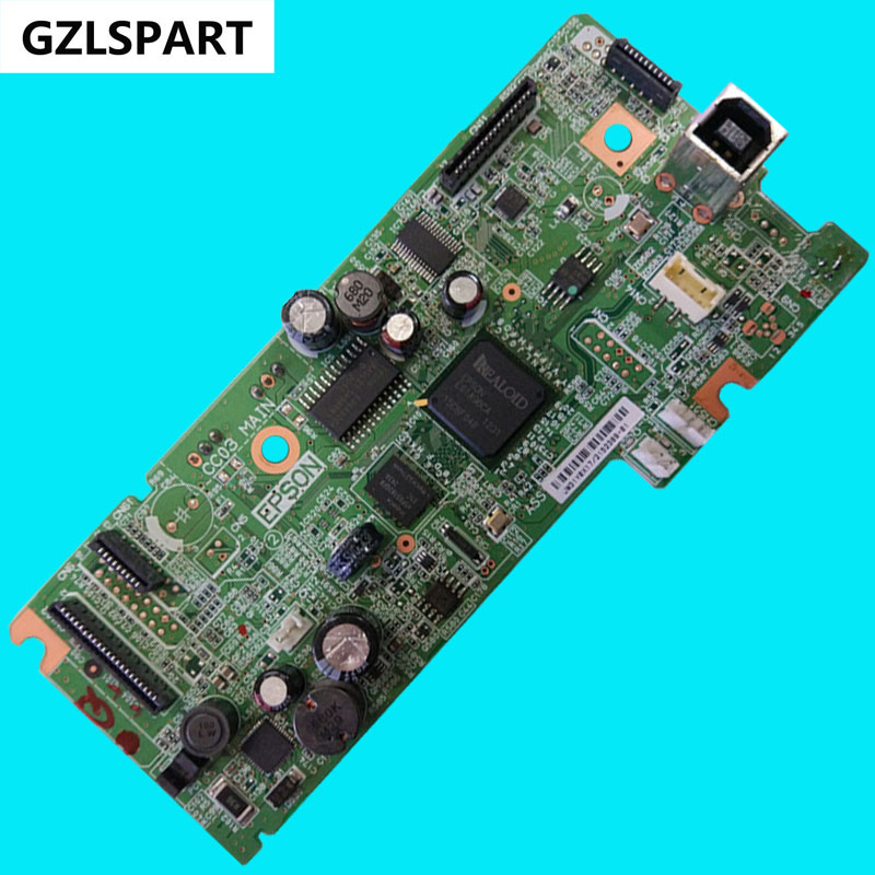 FORMATTER PCA ASSY Formatter Board logic Main Board MainBoard mother board for EPSON M200 M201