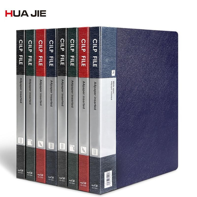 Document File Clip A4 Paper Storage File Binder Organizer File Folder Filing Products School Office Supplies Color Random CL1021