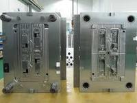 Auto Evaporator Shell Plastic Injection Mold