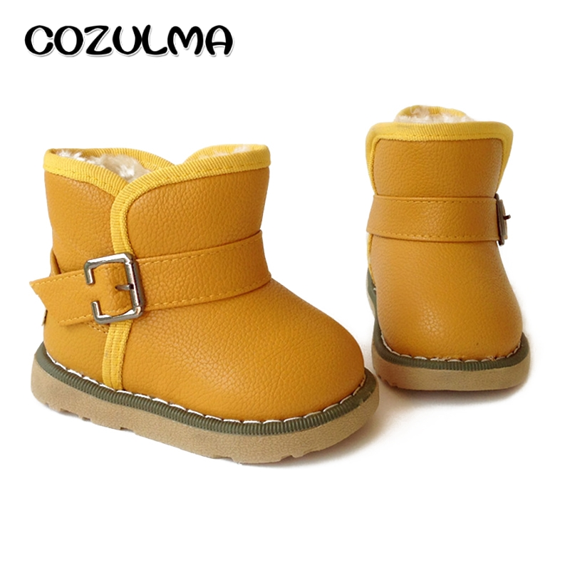 COZULMA-Kids-Winter-Snow-Boots-Girls-Boys-Warm-Plush-Snow-Boots-Shoes-Children-Snow-Boots-with-Fur-Baby-Kids-Winter-Cotton-Shoes-2