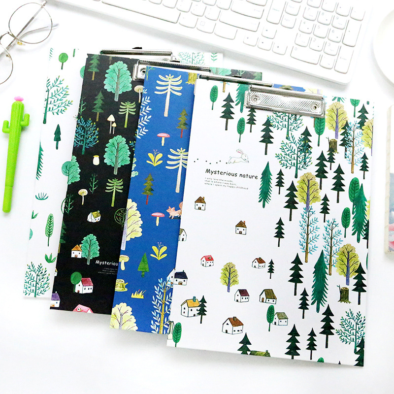 40 Best American Stationery Gifts Images On Pinterest: Korean Creative A4 Writing Clipboard Office Paper Student