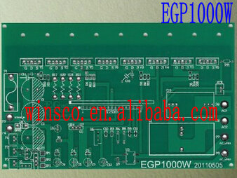 10PCS LOT EGP1000W 100 NEW EG EGP1000W Pure Sine Wave Inverter Power Board PCB bare board