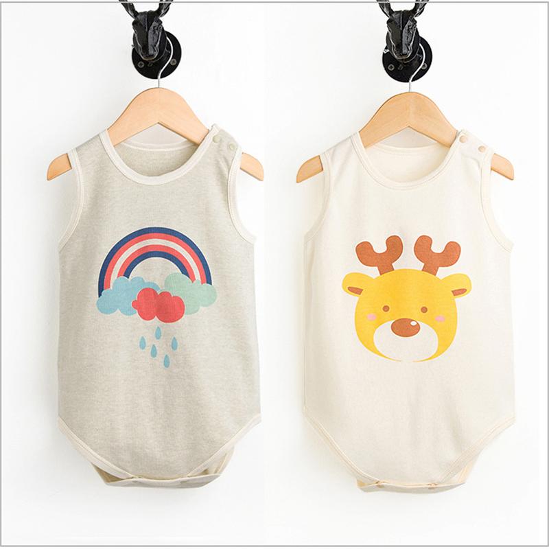 HTB1TIhelYsTMeJjy1zbq6AhlVXa5 - 2 Pcs/set Baby bodysuit Baby girl boy clothes for newborn Organic cotton baby clothing children christmas jumpsuit sleepwear