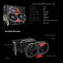 NVIDIA GeForce GTX 1050Ti 4GB GDDR5 Graphic Card