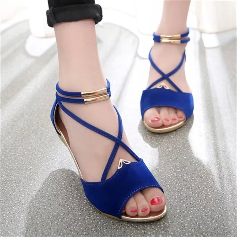 Summer Women Sandals Gladiator Bohemia fashion Wedges Beach Sandal Flip Flops casual shoes Sandals women footwear 2017 7-BT612 casual wedges sandals 2017 summer beach women shoes platform flip flops print sandal comfort creepers shoes woman