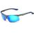 Veithdia marca espejo recubrimiento de aleación de aluminio y magnesio hombres gafas de sol polarizadas gafas de sol para los hombres 6562 caja original